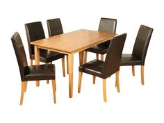 Hanover Parsons Six Seated Dining Set
