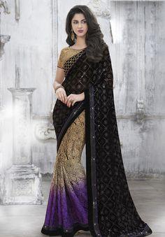Beautiful Party Wear Saree