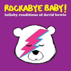 Lullaby Renditions of David Bowie - Need to make some changes to baby's bedtime? Don't spend your golden years feeling sleep deprived. These dreamy versions of David Bowie's best-loved songs will have your baby sound asleep in no time. A good night's sleep is always in fashion.