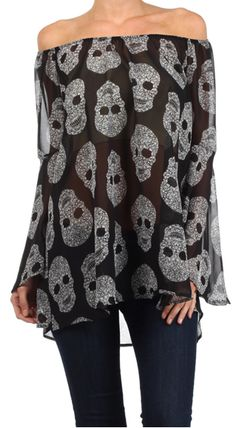 Skull Top, you shall become mine one day, weather I make it or buy it, I swear I will own it!