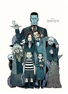 http://polapaz321.tumblr.com/post/64208980219/the-addams-family-3