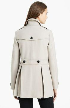 Burberry Brit 'Charlestead' Wool Blend Coat | Nordstrom