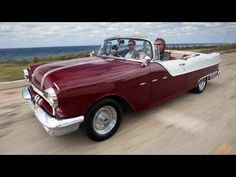 Motor Trend: Coches de Cuba! Classic American Cars in Cuba! - Epic Drives Episode 16