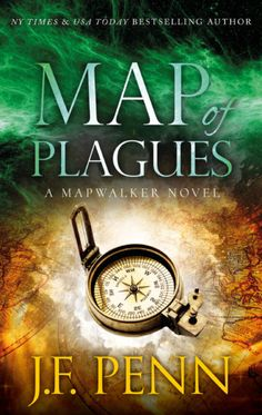 Map Of Plagues (Mapwalker #2) Shadow 1, Fantasy Authors, Horror Books, Lost City, Print Format, Dark Fantasy, Book Format, Large Prints, Childrens Books