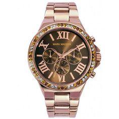 Reloj Mark Madoxx MM0013-43 Pink Gold  http://relojdemarca.com/producto/reloj-mark-madoxx-mm0013-43-pink-gold/