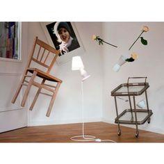 Next Design Vloerlamp FlapFlap °10 - Wit