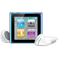 Apple iPod nano 8GB (Blue)