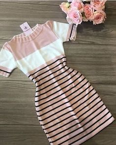 Girls Fashion Clothes, Teen Fashion Outfits, Fashion Wear, Girl Fashion, Fashion Dresses, Cute Teen Outfits, Outfits For Teens, Pretty Outfits, Stylish Dresses