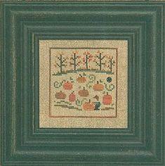 Pumpkins - Cross Stitch Patterns & Kits - 123Stitch.com