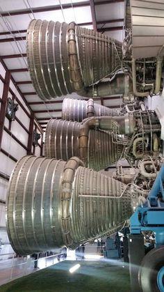 Only Saturn V rocket still in existence - Business Insider