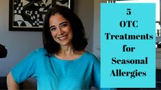 5 Ways to Treat Seasonal Allergies -- without having to waste time at the doctor's office.