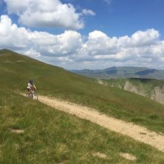 Cycling in the Baiului mountains