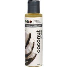 EDEN BodyWorks Coconut Shea All Natural Hair Oil