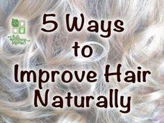5 Ways to Improve Hair Naturally 365x274 5 Ways to Improve Hair Naturally