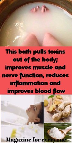 Epsom salts have been used by many different cultures for hundreds of years.