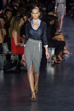 Desfile de Altuzarra - New York Fashion Week P/V 2015 #NYFW