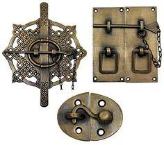 pirate chest hardware - Google Search