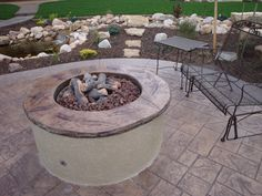 Everyone wants a firepit!