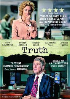 Truth, Movie on DVD, Drama Movies, new movies, new movies on DVD