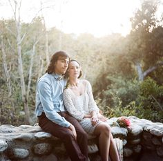 A Magical Elopement in the Woods