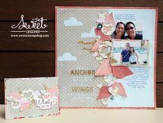 Sweet Stamp Shop Designer - Michelle Yuen Double Take - DIY Chipboard Embellishments