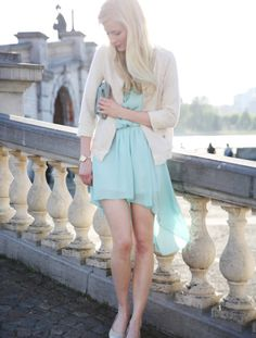 #pastel #fashion #dress