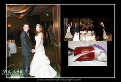 Jupiter Beach Resort and Spa Wedding Album page 29 & 30. Debra Weisheit, Photographer