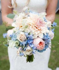 The pink bridal bouquet is the most preferred wedding bridal bouquet models and the most suited wedding bridal bouquet models. Hydrangea Bridal Bouquet, Dahlia Bouquet, Peach Bouquet, Bridesmaid Bouquet, Wedding Bouquets With Hydrangeas, Bridesmaids, Pastel Bouquet, White Hydrangeas, Bridesmaid Dresses
