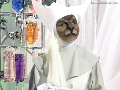 doctor who cat nurse face of bo - Google Search
