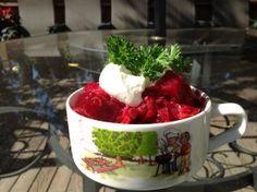Mama's Polish Red Borscht Soup | Instant Pot®