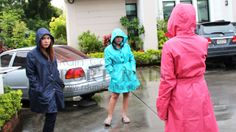 เสื้อกันฝน Raincoat By PORT' RAIN
