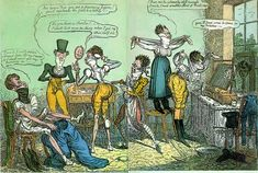 george cruikshank dandies dandy - Google Search