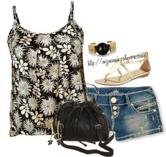 """Untitled #834"" by mzmamie on Polyvore"