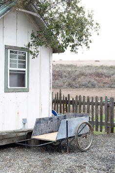 Hog Island Oyster Farm in Tomales Bay, CA // via Spotted SF