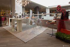 Arquiteta Luana Mattos - Refeição de uma família high tech - Carnaby Especial Light Grey