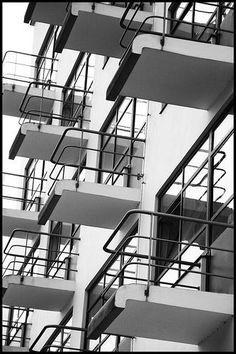 Walter Gropuis, Bauhaus.