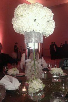 Wedding Table Center Piece