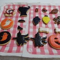 Biscotti per Halloween - http://www.food4geek.it/le-ricette/dolci/biscotti-alla-vaniglia-halloween/