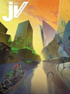 JV#77 par Gruth Illustrations, Painting, Art, Impressionism, Art Background, Illustration, Painting Art, Kunst, Paintings
