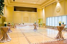 Check out our inspirational gallery that showcases various styles and designs of Event Decor. Pin or Share the designs you like and get ideas for your own event decor! Seating Arrangement Wedding, Table Flower Arrangements, Seating Plan Wedding, Wedding Arrangements, Yellow Wedding Flowers, Wedding Table Flowers, Wedding Table Settings, Cocktail Table Decor, Cocktail Tables
