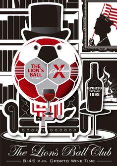 Athletic-Oporto www.thelionsball.com