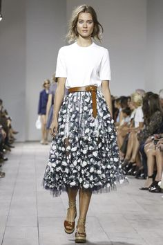 Michael Kors Ready To Wear Spring Summer 2015 New York