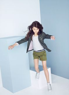 #Lacoste presents the Spring-Summer 2013 Children's Collection. #SS13