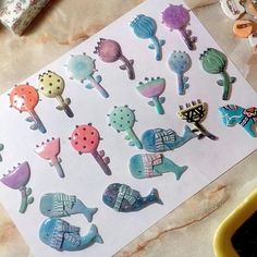 New brooches in my shop! I love my work!