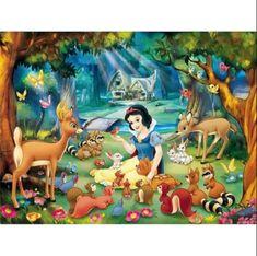 Disney Princess Snow White, Snow White Disney, Images Disney, Disney Pictures, Disney Cartoon Characters, Disney Movies, Arte Disney, Disney Art, Snow White Art