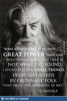 Funny pictures about Wise words from Gandalf. Oh, and cool pics about Wise words from Gandalf. Also, Wise words from Gandalf. Movies Quotes, Famous Movie Quotes, Famous Movies, Great Quotes, Quotes To Live By, Me Quotes, Inspirational Quotes, Couple Quotes, Wisdom Quotes