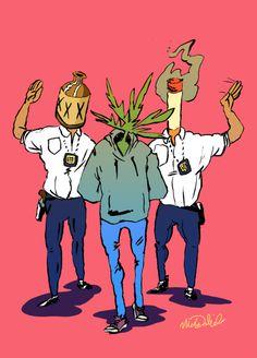 "erectious:#HighGradeArt | ""Justice"" | by yukonbear"