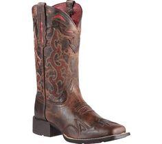 Amazon.com: Ariat Women's Sidekick Western Cowboy Boot: Shoes