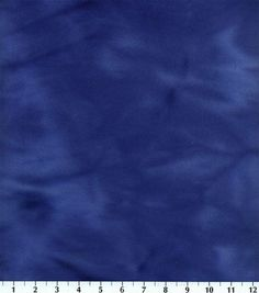 Blizzard Fleece Fabric-Royal Tie Dye