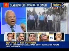 NewsX: 8 former Army Chiefs counter V K Singh, say no money was paid to politicians